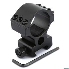 Promotion 30mm Ring Mount Fit 20mm Weaver/Picatinny Rail Mounts for Rifle Scope/Laser/Flashlight Hunting gun accessories стоимость