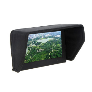 Image 1 - 7 inch FPV LCD Monitor Display Sun Shade Sun Hood for Photo Studio kits