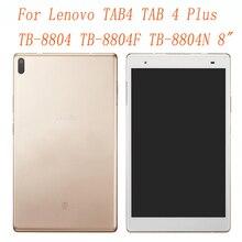 9H Tempered Glass For Lenovo TAB4 TAB 4 Plus TB-8804 TB-8804F TB-8804N 8