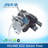 Roland sj740 roland eco solvent inkjet printer dx4 head solvent pump