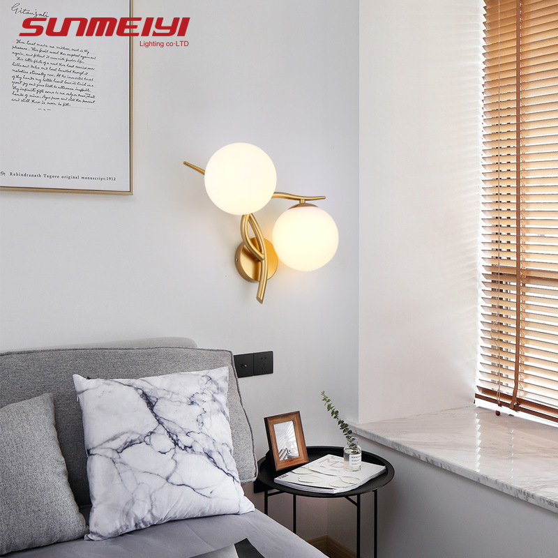 Nordic LED Wall Lamps Indoor Sconce Lamp Lights for Bedroom Living Room Reading Aisle applique murale luminaire Vanity LightNordic LED Wall Lamps Indoor Sconce Lamp Lights for Bedroom Living Room Reading Aisle applique murale luminaire Vanity Light