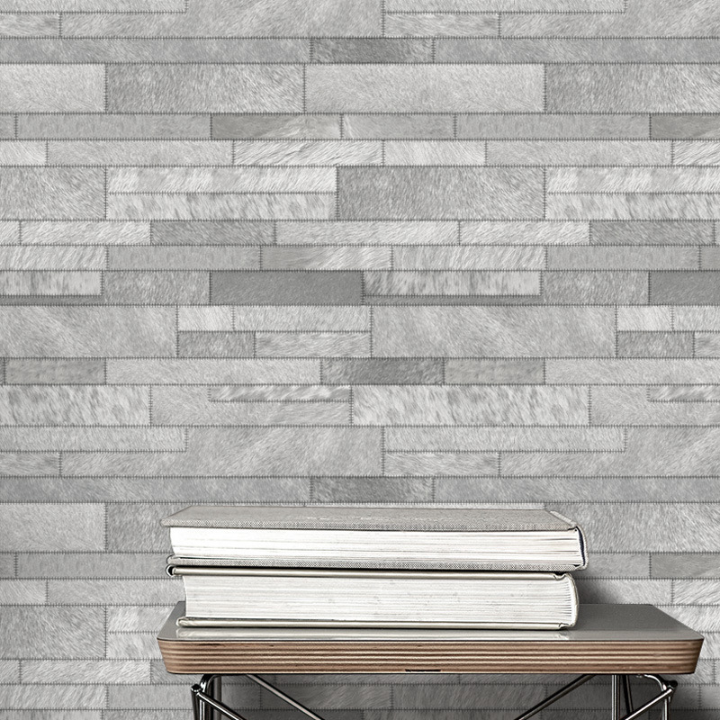3d Vinyl Wallpaper Wall Coverings PVC Brick Wallpaper Waterproof 0.53*10m Wallpaper Roll Vintage Wall Paper Kitchen Wall Decor doit rc t300 metal wall e tank chassis