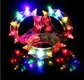 100 шт. Новое Прибытие Нескольких цветов ночное свечение палку мигающий браслет свет палочки фестиваль предметы DIY светодиодные партии детские игрушки