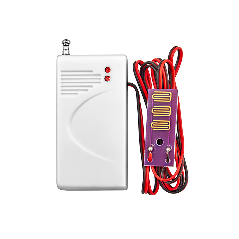 Wireless Water Intrusion Leakage Sensor Detector Water Leak Alarm 433MHz for our Home Alarm System water leak alarm