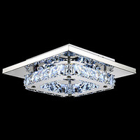 Lustre De Sala Leuchte Industrie Kristall Deckenleuchte Leuchte FÜHRTE Moderne Deckenleuchte Lampe Für Wohnzimmer Lustre De Sala-in Deckenleuchten aus Licht & Beleuchtung bei