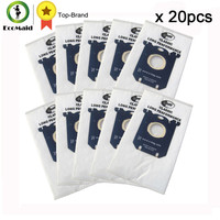 Dust Bags for Philips Electrolux Group Series FC8202 FC8204 FC8208 HR8345 FC9087 Vacuum Cleaner Replacement Dust Bag 20Pcs