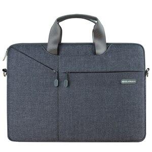 """Image 2 - Новая сумка для ноутбука Gearmax для xiaomi mi notebook air 12,5, наплечный чехол для ноутбука xiaomi air 13, чехол для ноутбука 12 """"13,3"""" для мужчин"""