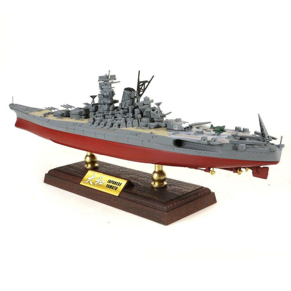 1: 700 Япония Yamato, статический готовой Продукт, модель броненосца сплава, коллекция украшения