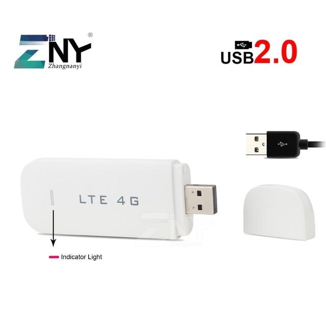 4G Wifi Router car 4G USB Modem Mini Mobile Hotspot Wireless 4G USB WIFI Dongle Wi-Fi Wireless Access Provider With SIM Solt