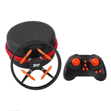 Здесь можно купить  JJRC Hot Sale Orange Mini Super Durable Nano UFO Drone Space Trek 2.4GHz 4-Axis 4CH RC Quadcopter Fantastic Gift For Children  Remote Control