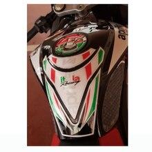 """Мотоциклетная накладка на бак протектор Наклейка рыба наклейка """"кость"""" для Aprilia RSV4 R Tuono V4 2009 2010 2011"""
