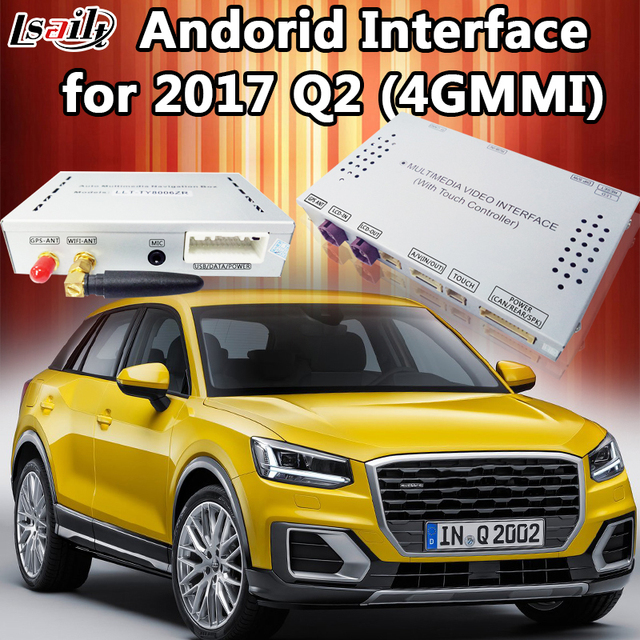 Core Processor Android GPS Interface For G MMI AUDI Q With - Audi car video download