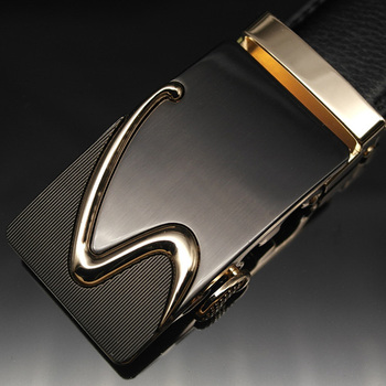 LFMB Genuine Luxury Leather Belt 6
