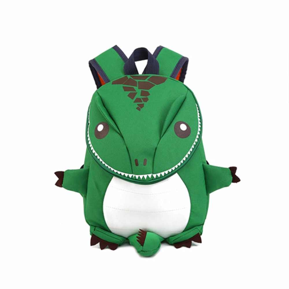 3fd385b5d96f Children Backpack SchoolBag Dinosaur Preschool Mini Backpack for Teenage  Girl Boys Minnie Mochila Cartoon Small Dinosaurio