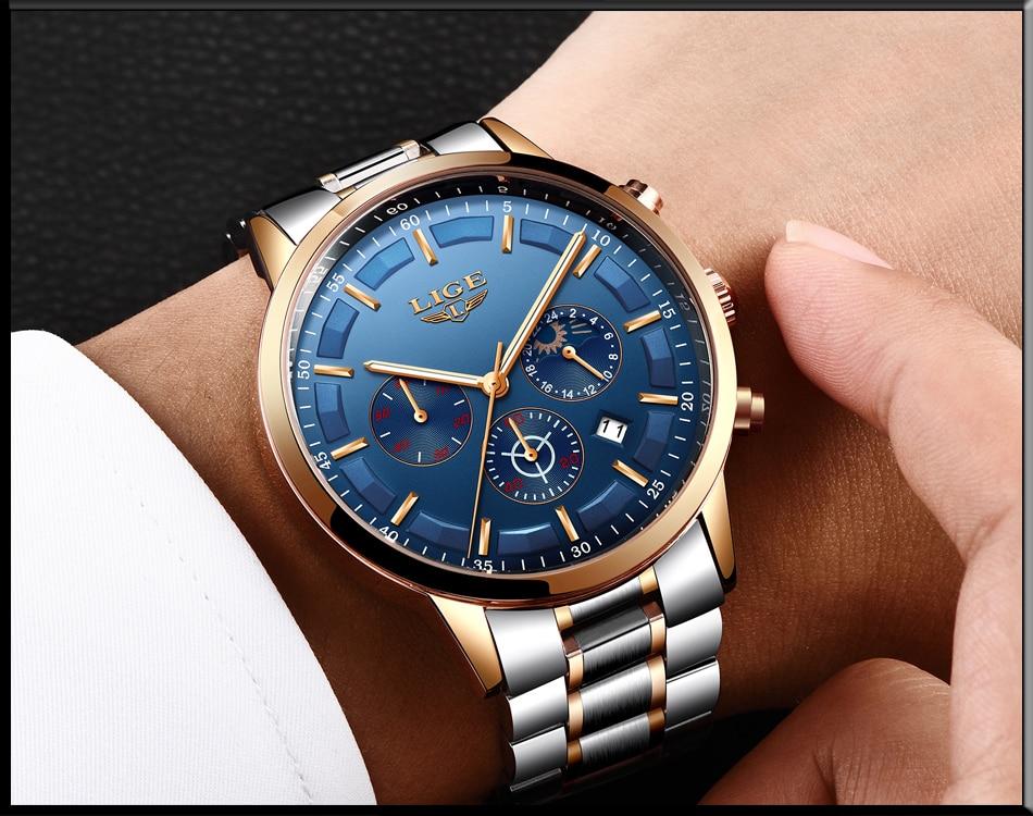 HTB1X2OwiyMnBKNjSZFoq6zOSFXaB Relojes Watch Men LIGE Fashion Sport Quartz Clock Mens Watches Top Brand Luxury Business Waterproof Watch Relogio Masculino