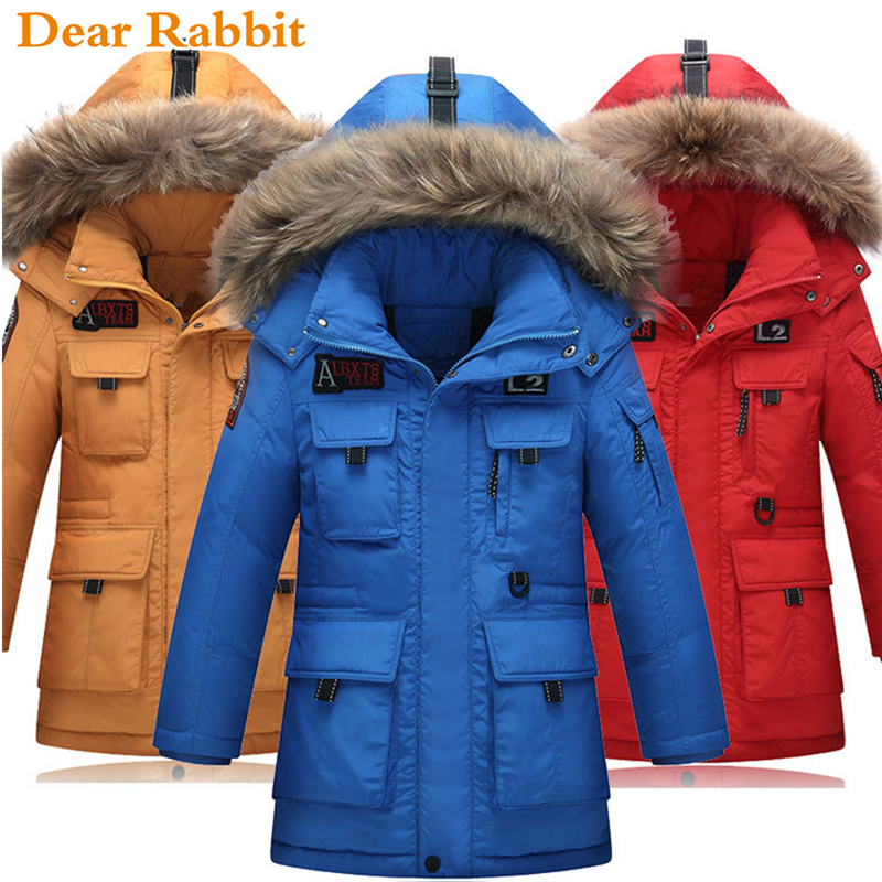 482c51f9d Hot Item -30degree 6-16Y Parka Outerwear coats children s cold ...