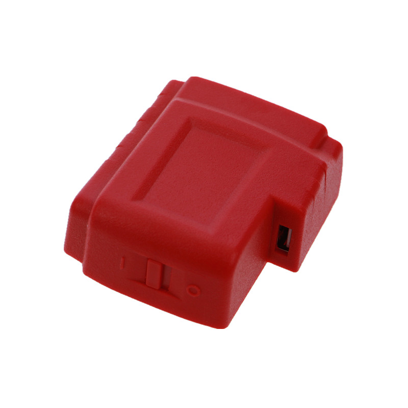 USB Adapter charger for Milwaukee 49 24 2371 M18 Battery Pack Power Tool Adapter Expansion