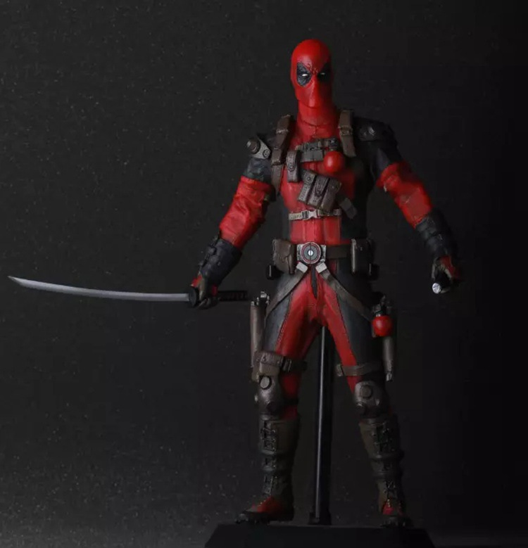 NEW hot 30cm Super hero Deadpool action figure toys model Christmas toy