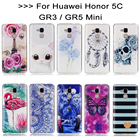 Soft TPU Case for Coque Huawei Honor 5C Silicone Case Back Cover etui for Huawei Honor 5C GR3 5 C Huawei GR5 Mini Phone Cases