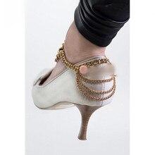 Chain Tassel Summer Style Chain Ankle Bracelet Anklet CA015