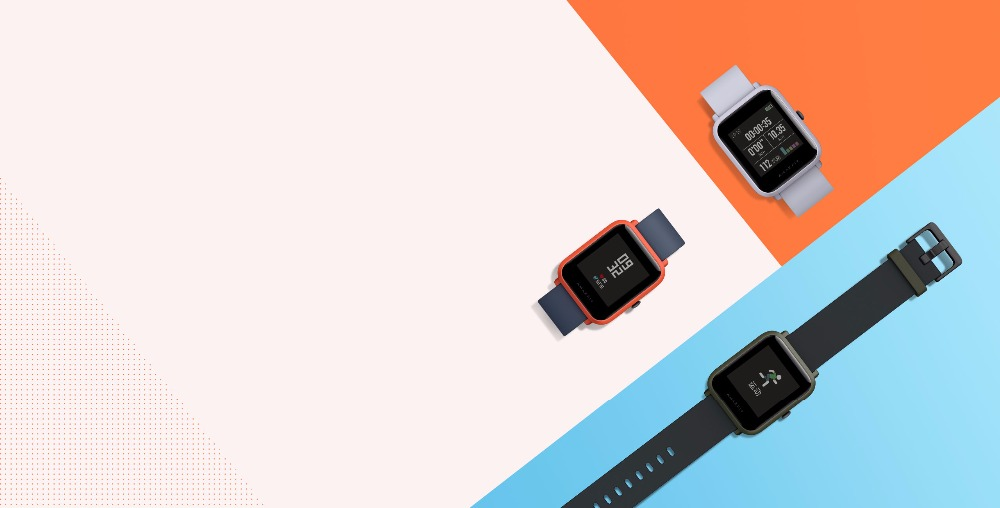 Amazfit Bip Smartwatch (Global Version) 1