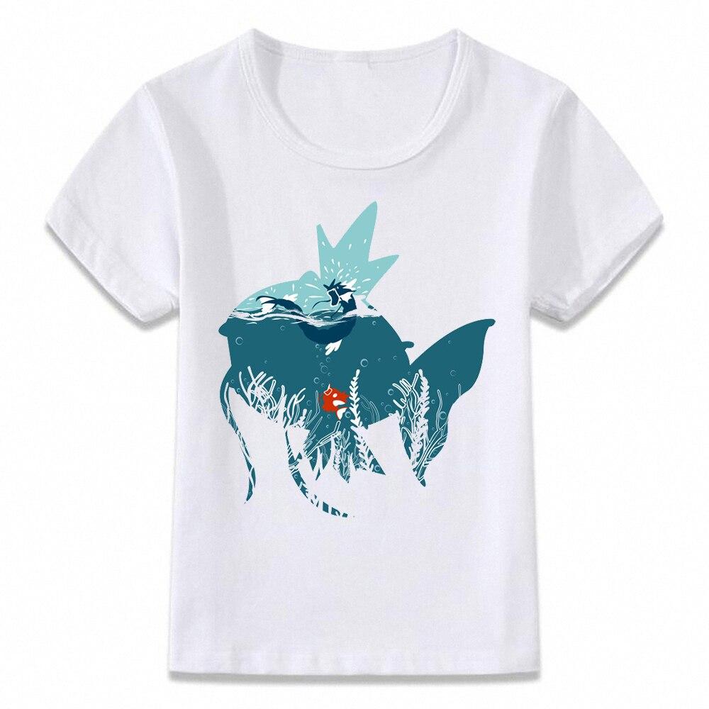 Pokemon Go Stbusters Kid/'s T-Shirt