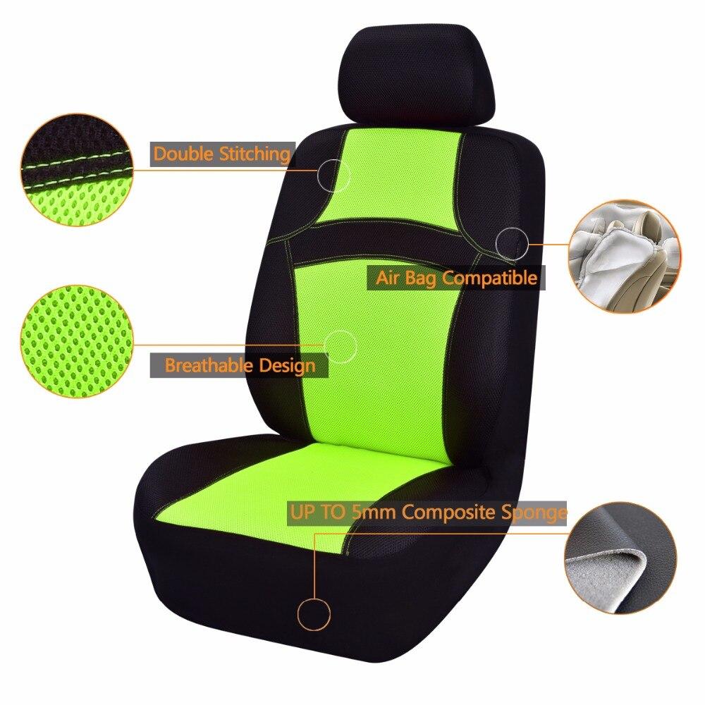Car-pass Nuevo diseño Sandwich Fundas de asiento de coche - Accesorios de interior de coche - foto 5
