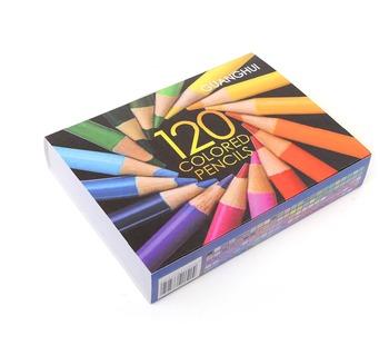 MIRUI kreatywny 120 160 72 48 kolory zestaw kolorowych ołówków oleju drewna 160 piórnik ze skóry PU do rysowania szkic szkolne prezenty dostaw sztuki tanie i dobre opinie NoEnName_Null kolorowa drop shipping dekoracyjne zawieszki Colored piece 1 0kg (2 20lb ) 40cm x 20cm x 5cm (15 75in x 7 87in x 1 97in)