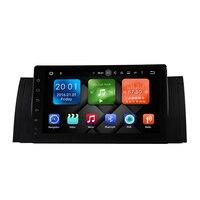 9 Android Car Multimedia Stereo GPS Navigation DVD for BMW X5 E53 E39 E38 M5 5 7 Series 1996 1996 1997 1998 1999 2001 2002 2003