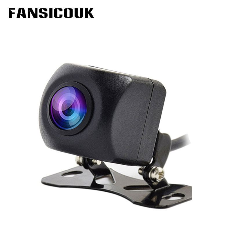 1080P Reverse Camera Night Vision Fish Eye Wide Angle Lens Waterproof Backup Camera 5 Pin For Android Mirror Dash Cam