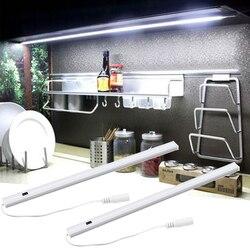 12v conduziu a luz da barra para o quarto, cozinha, armário, guarda-roupa, escadas, hallwall