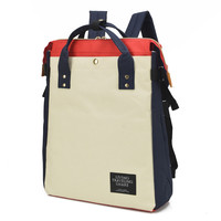 Women Men Canvas Backpacks School Bags For Teenagers Girls Large Travel Rucksack Backbag Bolsas Mochilas Femininas