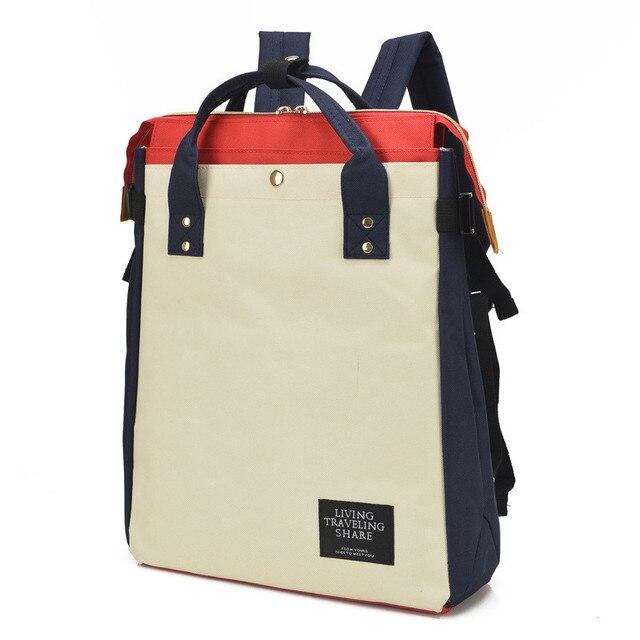 aee8871278c09 Frauen Männer Leinwand Rucksäcke Schule Taschen Für Jugendliche Mädchen  Große Reise Rucksack rucksack Bolsas Mochilas Femininas