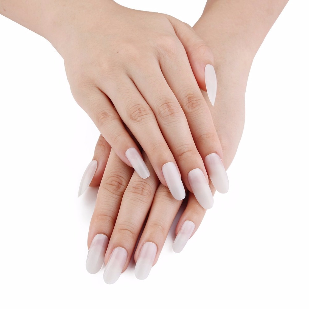 Oval Tip Nails | Best Nail Designs 2018