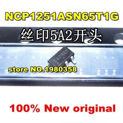 Free shipping 200pcs lot NCP1251 NCP1251ASN65T1G 5A2R sot23