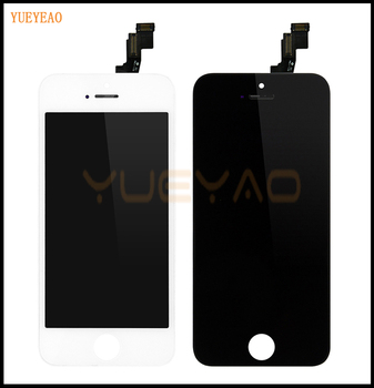 Lcd Für Iphone 5c | YUEYAO 10 Teile/los LCD Für IPhone 5G 5 S 5C LCD Mit Touch Screen Digitizer Assembly Display Ersatz