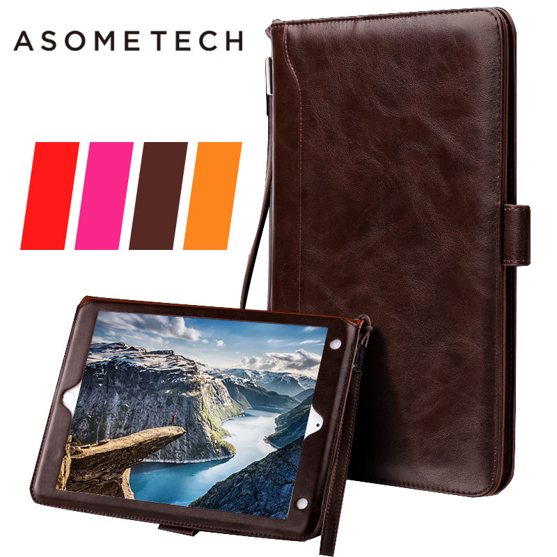 For Fundas Apple iPad 2 3 4 mini 1 2 3 4 luxury Business Pocketbook PU Flip Stand Case Smart Magnetic Awake sleep Cover coque new folding filio magnetic pu leather stand smart case for mini ipad 2 cover coque fundas for apple ipad mini 3 2 1 retina cases