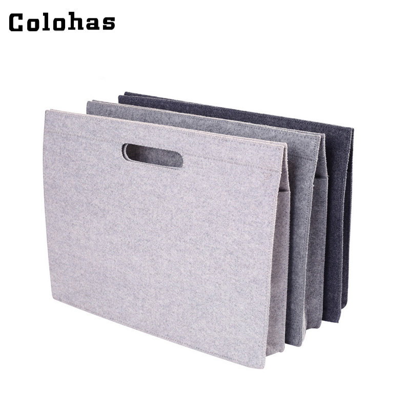 Laptop Wool Felt Handbag Notebook Sleeve Bag Case For Macbook Air Pro 11 12 13 15 Retina Lenovo HP Asus Dell Laptop Liner Bag