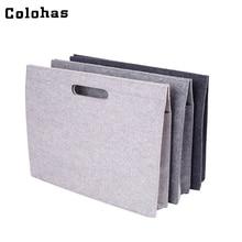 Laptop Wool Felt Handbag Notebook Sleeve