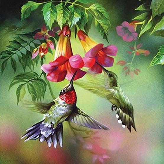 ᗗ5d flor hermosa creativo diamante bordado diy diamante pintura