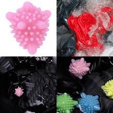 Волшебное моющее средство для стирки, моющие шарики, предотвращающие Твердые моющие шарики, ткань, моющие шарики, средство для чистки одежды