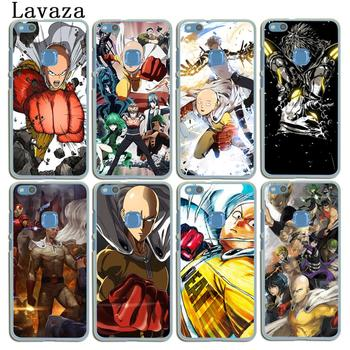 One Punch Man Phone Case for Huawei Y6 Prime Y5 II Y7 2017 2018 Nova 4 3i 3 2i Honor play 10 8X 8 9 Lite 6A 6C 7C 7X 7A Pro 1