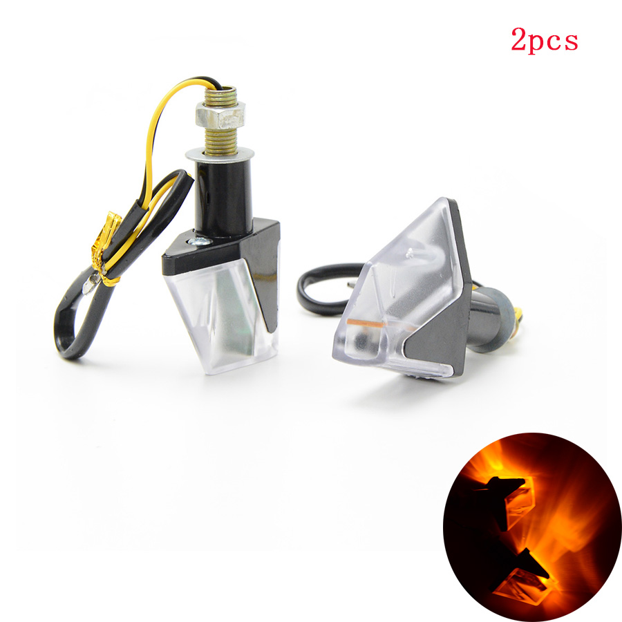 turn signal indicator light motorcycle accessories plastic LED light For YAMAHA YZF-R15 YZF-R25 YZF-R3 YZF-R1 tmax mt-07 mt 09