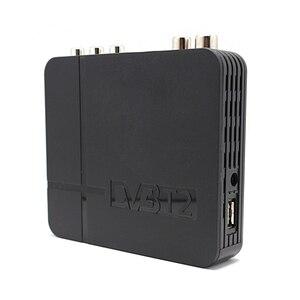 Image 4 - Vmade สูงทีวีดิจิตอล Terrestrial DVB T2 K2 สนับสนุน youtube FTA H.264 MPEG 2/4 PVR TV Tuner FULL HD 1080P ตั้งกล่องด้านบน