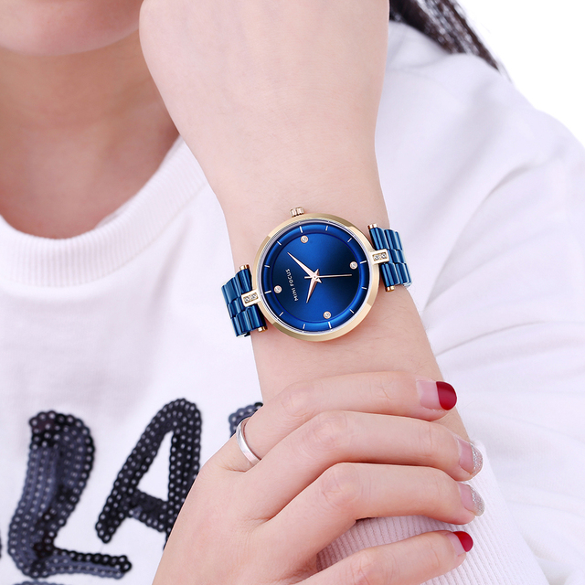 MINI FOCUS Watches Women Top Brand Luxury Quartz Watch Women Fashion Relojes Mujer Stainless Steel Ladies Quartz Wrist Watches 3