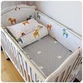Hot sale 100% cotton Newborn babies Bedding kit/10 sets of bedding/baby bedding set/children bedding set
