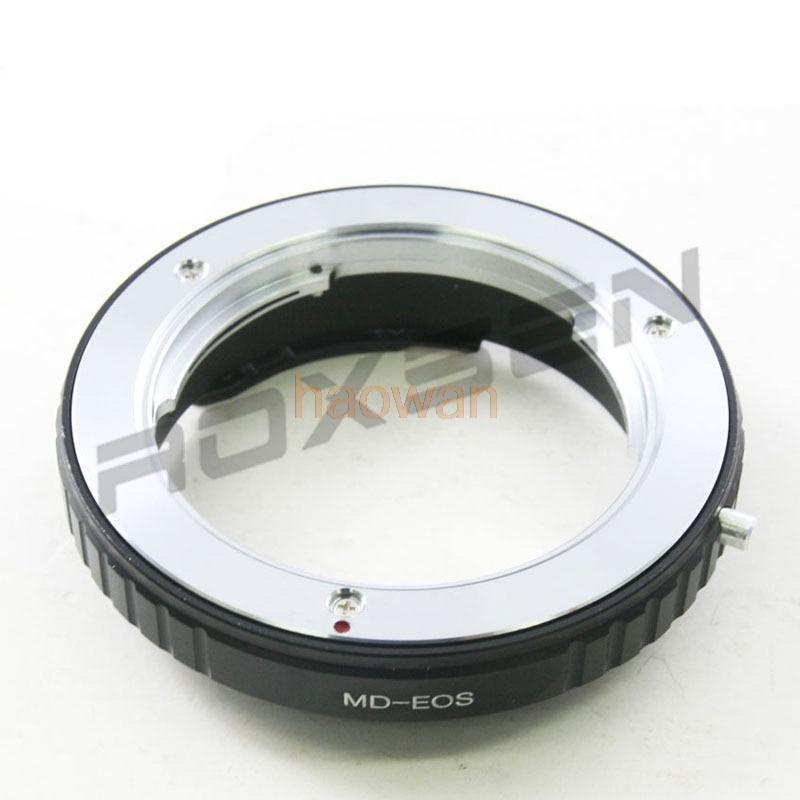 Macro 3rd af Confirmar Adaptador Minolta MD a Canon EOS 4000D 2000D 6DII 200D 77D