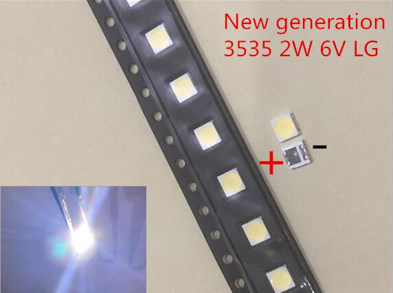 2019 100PCS FOR LCD TV repair LG led TV backlight strip