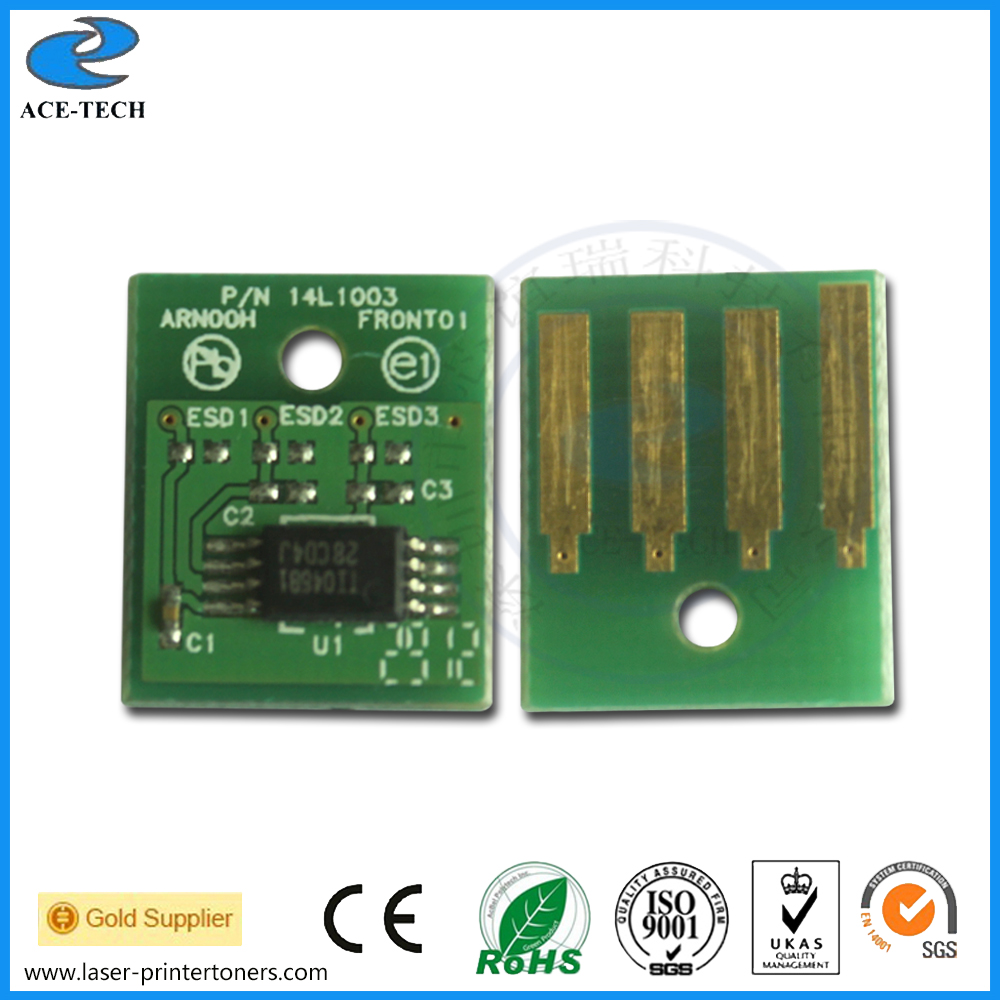 25K 62D4H00 (624H) toner cartridge chip reset for lexmark MX710 MX711 MX810 MX811 MX812 printer parts chip for lexmark barcode printers chip for lexmark mx 611 chip new digital copier chips free shipping