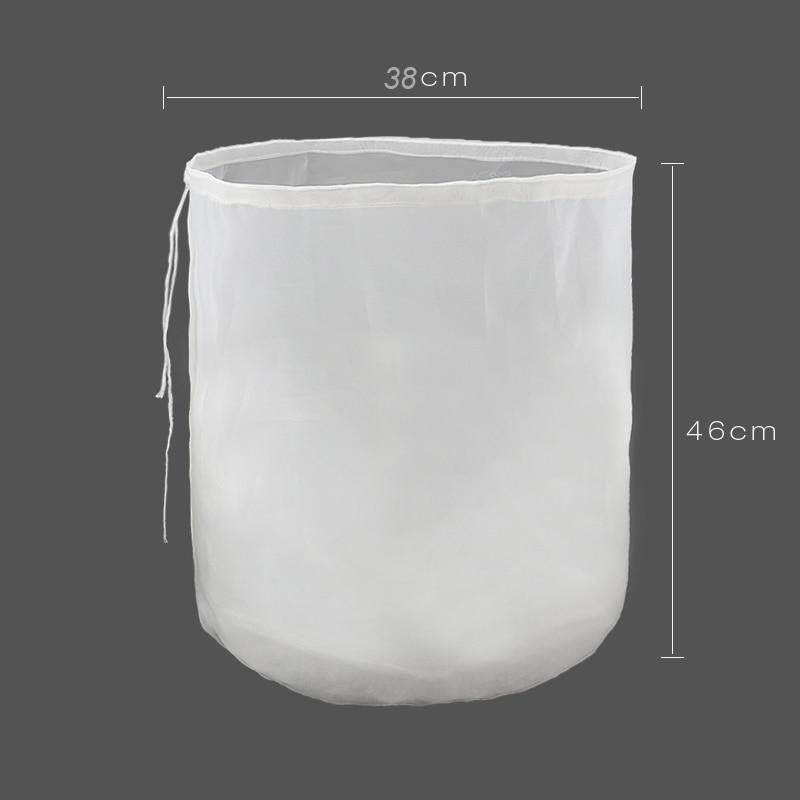 100Micron Fine Nylon Filter Bag Brew Boiling Bag Bucket Brew Bag Beer And Wine Bag Food Grade